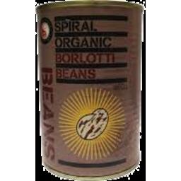 Photo of Spiral Organic Beans Borlotti 400gm