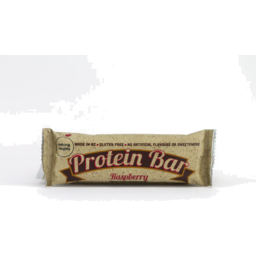 Photo of Nothing Naughty Protein Raspberry 40g