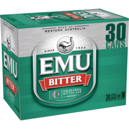 Photo of Emu Bitter Cans