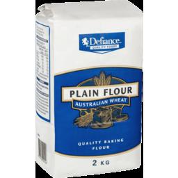 Photo of Defiance Plain Flour 2kg