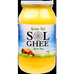 Photo of Sol Ghee Ghee - Grass Fed