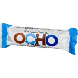 Photo of Candy Bar - Coconut 40g