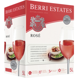 Photo of Berri Est Rose Cask