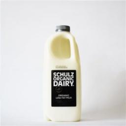 Photo of Schulz Organic Milk Low Fat 2lt