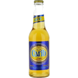 Photo of Carib Lager Beer(Btl)