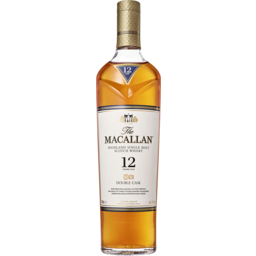 Photo of The Macallan Double Cask 12 Year Old Single Malt 700ml