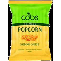 Photo of Cobs Natural Cheddar Popcorn 100gm