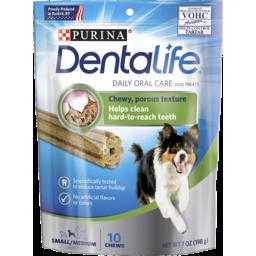 Photo of Dentalife® Adult Daily Small/Medium Breed Dog Dental Treats 10g