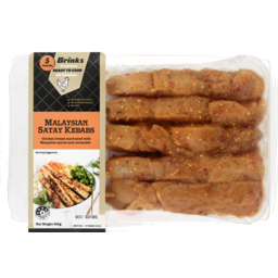 Photo of Brinks Kebabs Satay 5 Pack