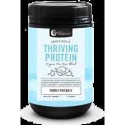 Photo of Nutra Organics Thriving Protein Smooth Vanilla 450g