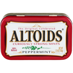 Photo of Altoids Artic Peppermint
