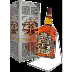 Photo of Chivas Regal 12yo Scotch Whisky + Cradle