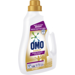 Photo of Omo Omo Expert Laundry Liquid Laundry Mixed Colour & Style Colour Guard Technology 1.8l