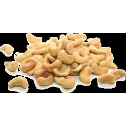 Photo of Bulk Cashews Dry Roasted Conventional
