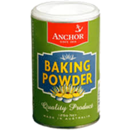 Photo of Anchor Baking Powder #125gm