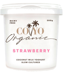 Photo of Coyo Ygt Strawberry 300g