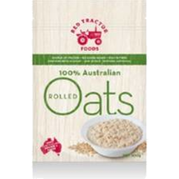 Photo of Red Tractor Australian Rolled Oats 500g