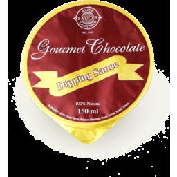Photo of Alice Langton's Chocolate Dipping Sauce 150ml