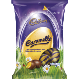 Photo of Cadbury Caramello Egg Bag 125g