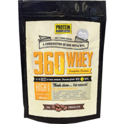 Photo of 360 Whey Vanilla Bean 500g