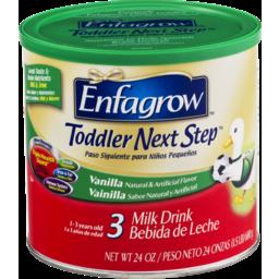 Photo of Enfagrow Toddler Next Step Milk Drink Vanilla