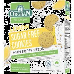 Photo of Orgran - Lemon Sf Cookies - 130g