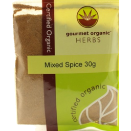Photo of Gourmet Organic Herbs - Mixed Spice - 30g