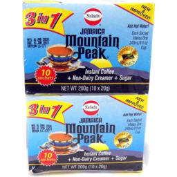 Photo of Mountain Peak 3 In 1 Coffee