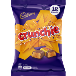 Photo of Cad Crunchie Sharepack 180gm