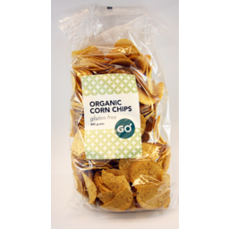 Photo of Go Gluten Free Corn Chips Round 500g