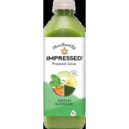 Photo of Impressed Green Supreme 1l