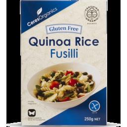 Photo of Ceres Organics Quinoa Rice Fusilli