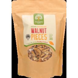 Photo of Trickett's Grove Organic Walnut Pieces Nz 300g