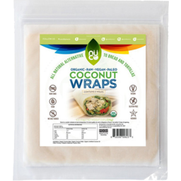 Photo of Nuco Wraps - Coconut