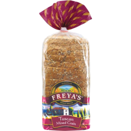 Photo of Freyas Bread Tuscan Mixed Grain 750g