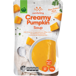 Photo of WW Creamy Pumpkin Soup 500g