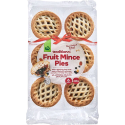 Photo of WW Fruit Mince Tarts 6 Pack