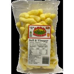 Photo of Tisa Corn Snacks Salt & Vin 40g