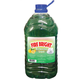 Photo of Fire Bright Dishwashing Liquid
