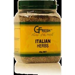 Photo of Gf Italian Herbs 40gm