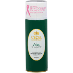 Photo of Cedel Firm Hairspray 250gm
