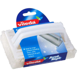 Photo of Vileda Large Scourer With Handle