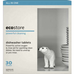 Photo of Ecostore Auto Dishwash Tablets 30pk 600gm