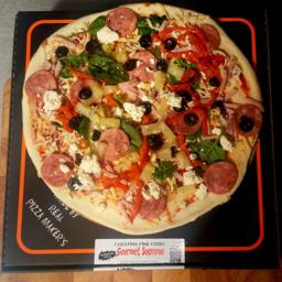 Photo of Cheeky Bros Supreme Pizza 500g