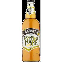 Photo of Badger Hopping Hare 500ml