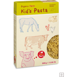 Photo of Organic Farm Kid's Pasta 300gm