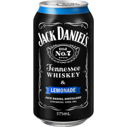 Photo of Jack Daniel & Lemonade Can