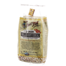 Photo of Bob's Red Mill Rolled Hot Cereal 5 Grain