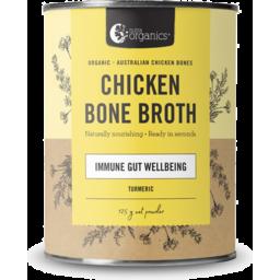 Photo of Nutra Organics Chicken Bone Broth - Turmeric
