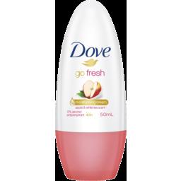 Photo of Dove Go Fresh Antiperspirant Roll On Apple & White Tea 50ml